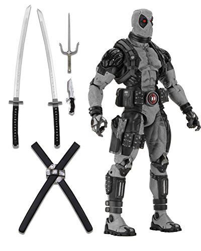 Marvel Deadpool Force X Figurines de 156 072,8 cm, Echelle 1/4 de Marvel