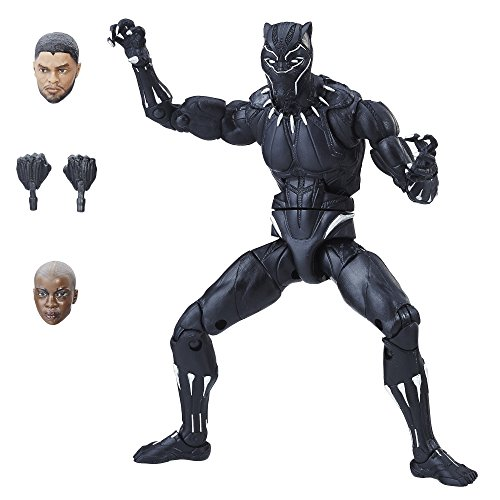 Marvel E1572 Legends Series - Figurine La Panthère Noire - 15,2 cm de Marvel