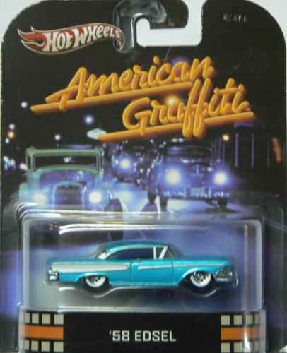 2013 Hot Wheels Retro Entertainment - American Graffiti - '58 Edsel de Mattel
