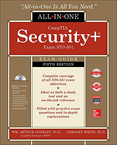 CompTIA Security+ All-in-One Exam Guide (Exam SY0-501) de McGraw-Hill Education