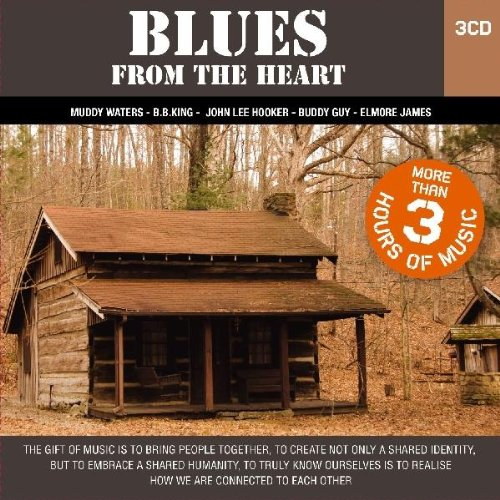 Blues from the Heart [Import anglais] de Mcps