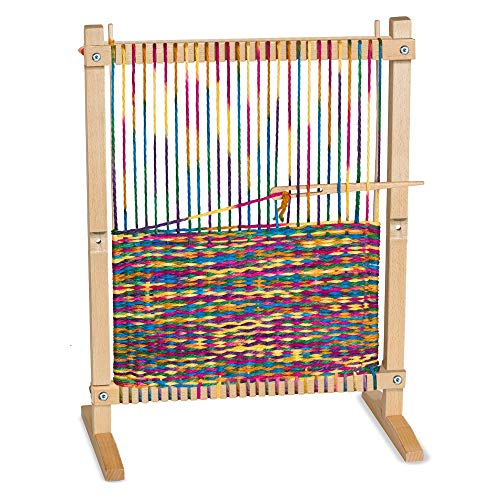 Melissa & Doug Multi-Craft Weaving Loom by Melissa & Doug de melissa & doug