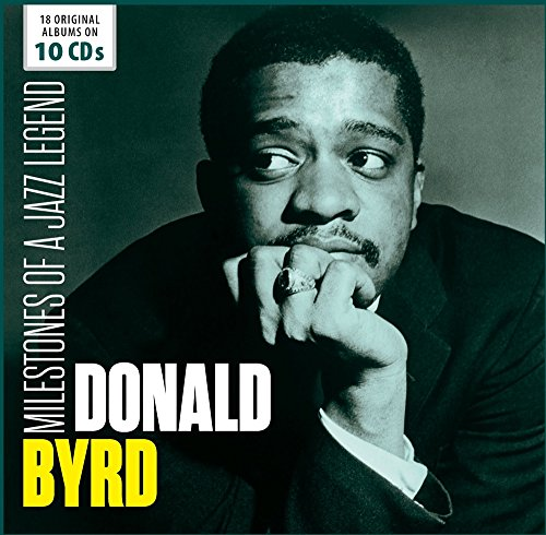 Milestones of a Jazz Legend/Donald Byrd de Membran