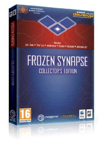 Frozen Synapse - collector's edition [import anglais] de Merge Games