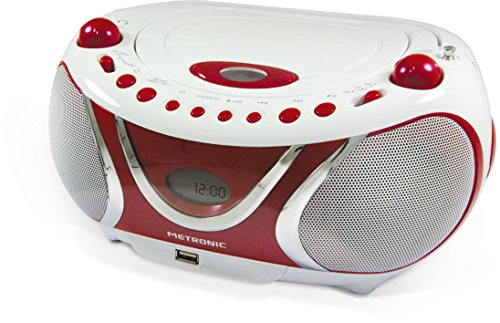 Metronic 477117 Radio CD MP3 Port USB de Metronic