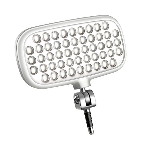 Metz mecalight LED-72 smart blanc de Metz
