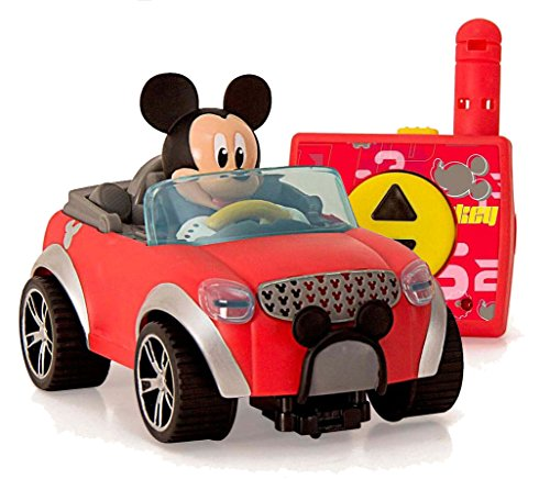 Voiture De Mickey Toys 181953 Mouse Disney Imc Rc EH9YWIeD2