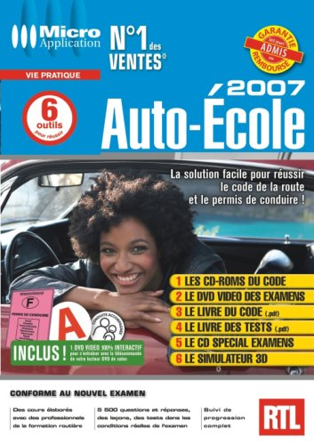 Auto école - édition 2007 de Micro Application