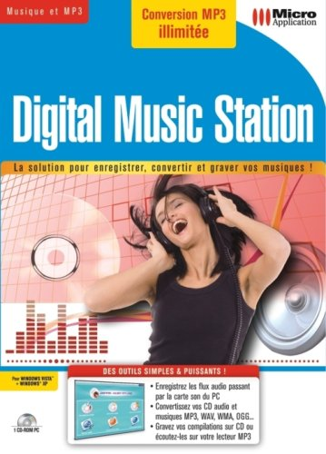 Digital Music Station de Micro Application