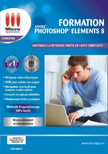 Formation à Photoshop Elements 8 de Micro Application