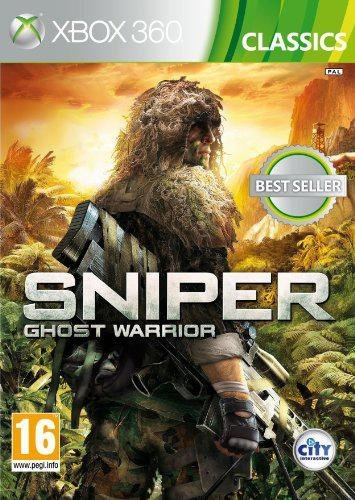 Sniper : Ghost Warrior - classics de Micro Application