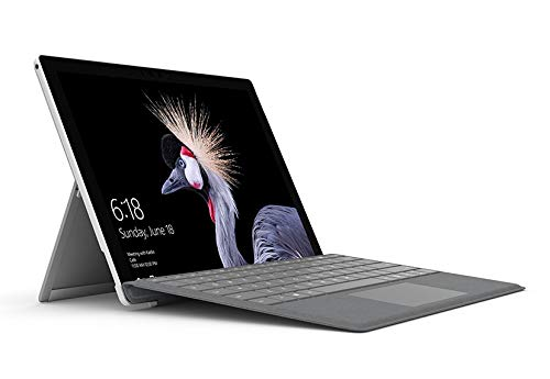 "Microsoft FJS-00003 Tablette tactile 12,3"" (4 Go de RAM, Windows 10 Pro, Bluetooth 4.1, Argent) de Microsoft"