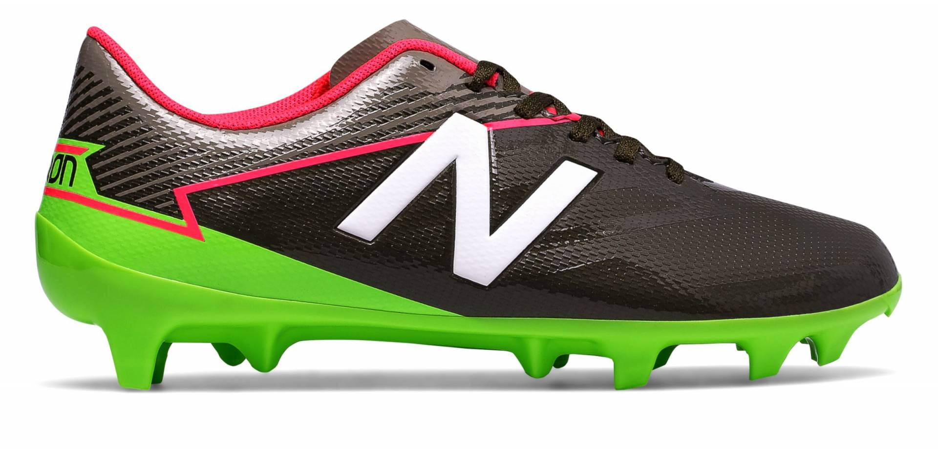 Junior Furon 3.0 Dispatch FG de Military Dark Triumph with Alpha Pink & Energy Lime