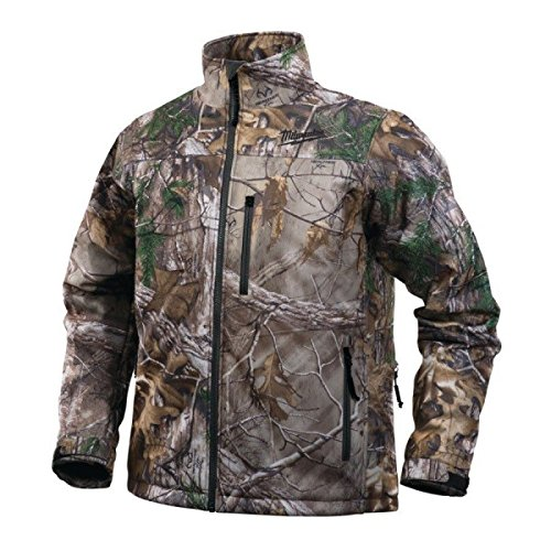 Milwaukee 0002412 calefactable Veste de Camouflage Taille XL de Milwaukee