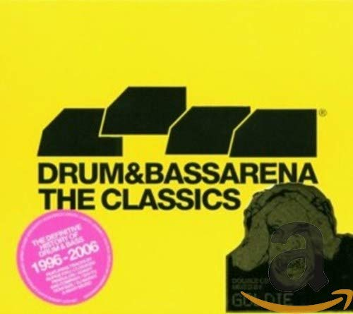 Drum & Bass Arena : The Classics [Import anglais] de Ministry of Sound