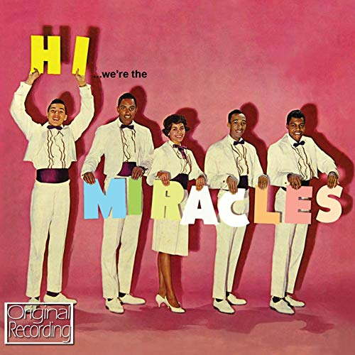 Hi We're The Miracles de Miracles, The