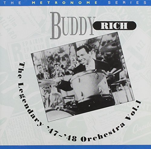 1947-48-Legendary Orchestra [Import USA] de Mis