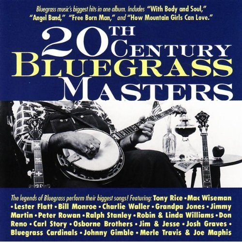 20th Century Bluegrass Masters [Import USA] de Mis