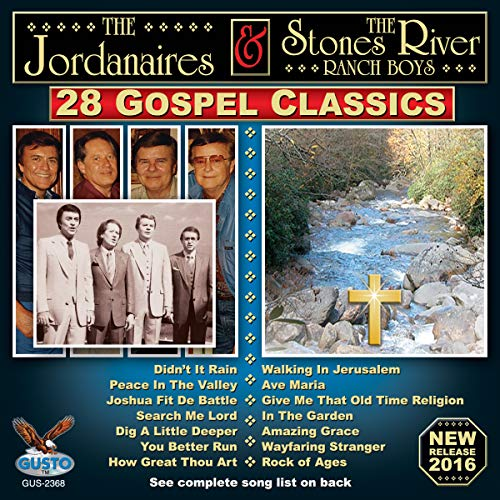 28 Gospel Classics [Import USA] de Mis