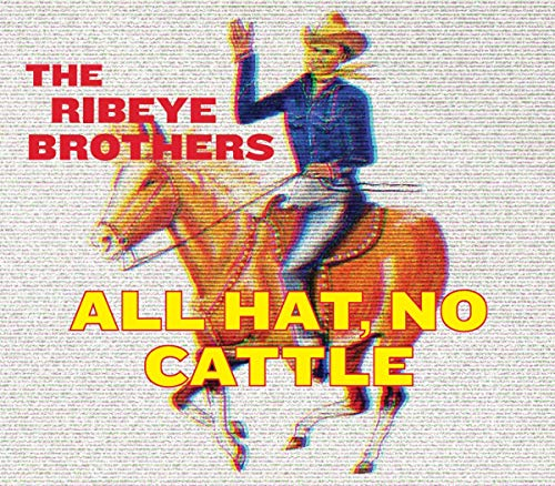 All Hat No Cattle [Import belge] de Mis