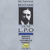 Beecham & the Lpo Vol.2 [Import anglais] de Mis