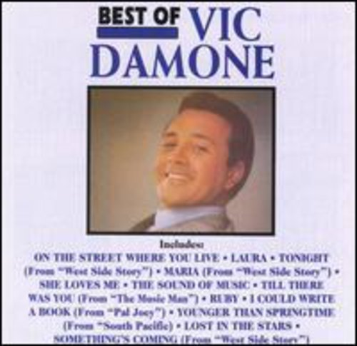 Best of Vic Damone [Import USA] de Mis