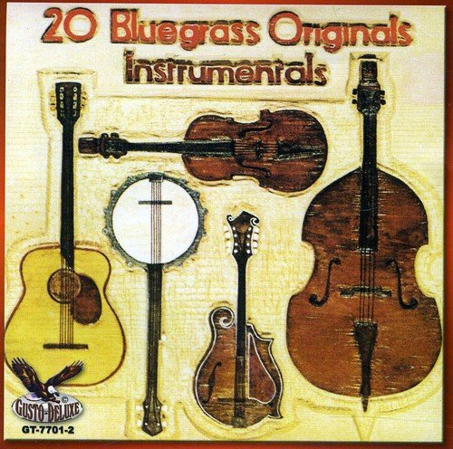 Bluegrass Originals-20 Instrum [Import USA] de Mis