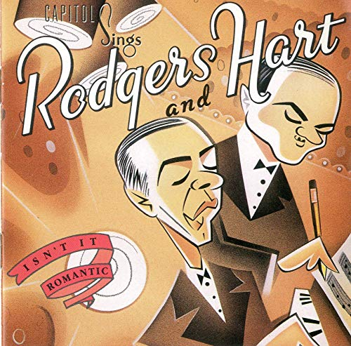 Capitol Sings Rodgers & Hart [Import anglais] de Various