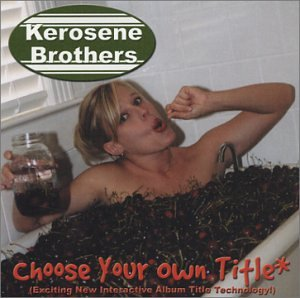 Choose Your Own Title [Import USA] de Mis