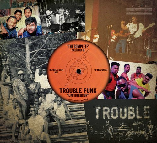 Complete Collection of Trouble [Import USA] de Mis