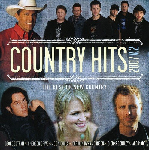 Country Hits 2007 Vol.2 [Import USA] de Mis