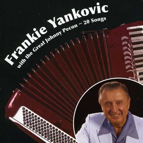 Frankie Yankovic With the Grea [Import USA] de Mis