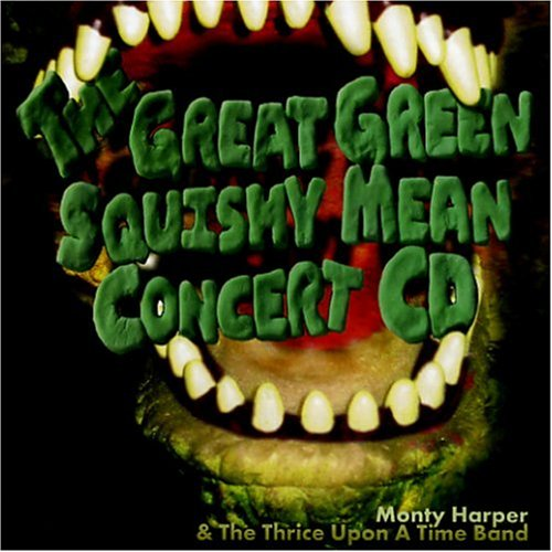 Green Squishy Mean Conce [Import USA] de Mis