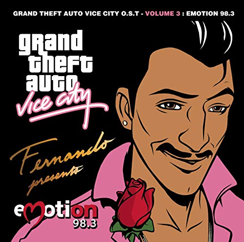 Gta:Vice City Vol.3:Emotion [Import allemand] de Mis