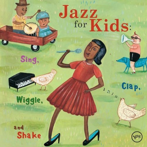 Jazz for Kids:Sing,Clap,Wiggle [Import anglais] de Mis