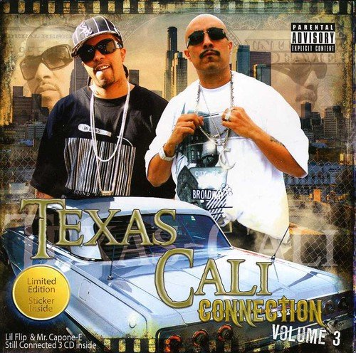 Lil Flip & Mr.Capone-E Vol.3 [Import USA] de Mis