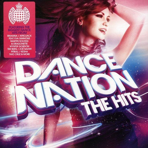 Ministry of Sound Dance Nation [Import allemand] de Mis