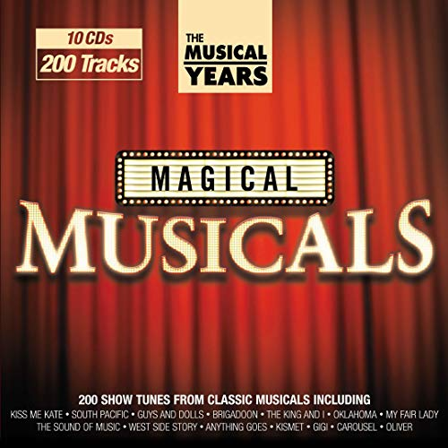 Musical Years,the [Import belge] de Mis