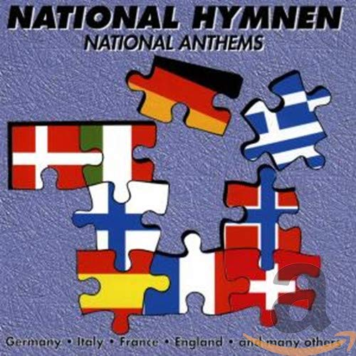 National Hymnen [Import allemand] de Mis