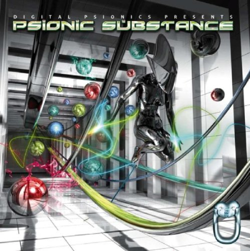 Psionic Substance de DIGITAL PSIONICS