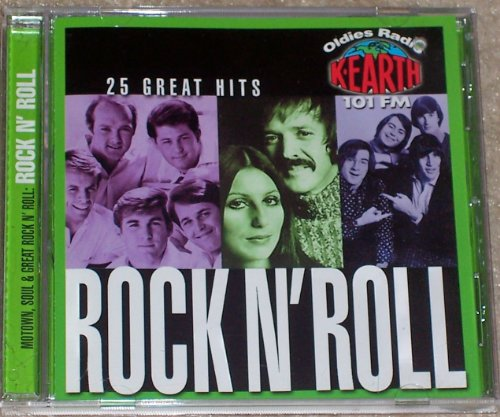 Rock N Roll-K-Earth Oldies Rad [Import USA] de Mis