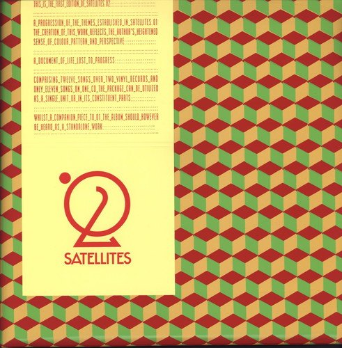 Satellites.02 [Import USA] de Mis