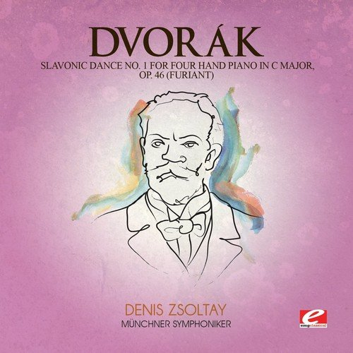 Slavonic Dance 1 Four Hand Pia [Import USA] de Mis