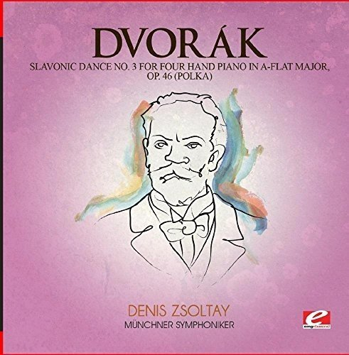 Slavonic Dance 3 Four Hand Pia [Import USA] de Mis