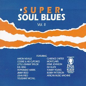 Super Soul Blues V.2 [Import allemand] de Mis