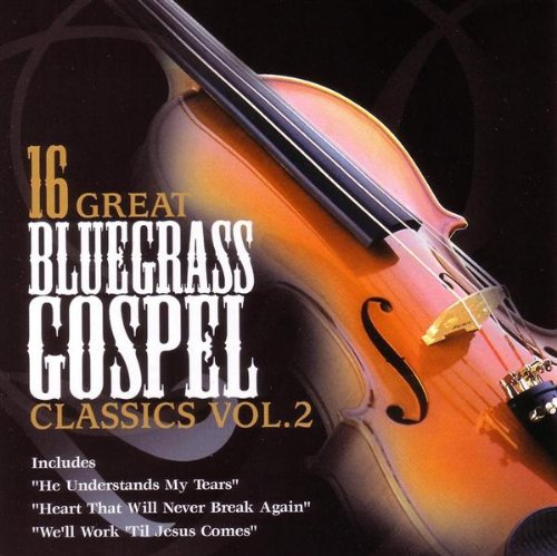 Vol.2-16 Bluegrass Gospe [Import] de Mis