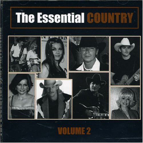 Vol.2-Essential Country [Import USA] de Mis