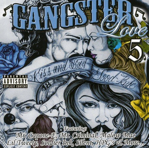 Vol.5-Gangster Love [Import USA] de Mis