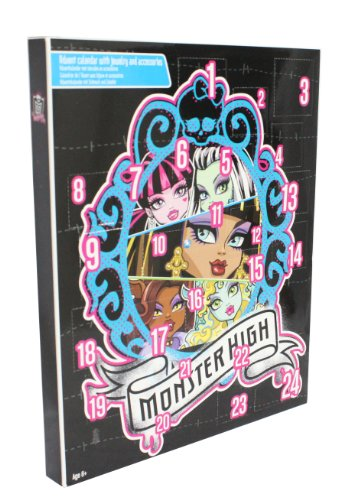 Monster High - Mh26 - Calendrier De L'avent de Monster High