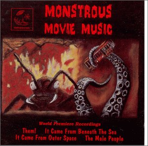 Monstrous Movie Music [DE Import] [Import anglais] de Monstrous Movie Music